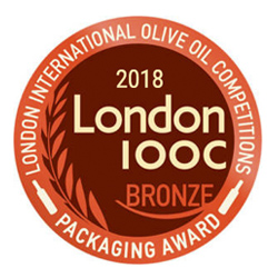 LONDON IOOC AWARD DESIGN INNOVATION – BRONZE 2018