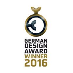 GERMAN DESIGN AWARD WINNER 2016