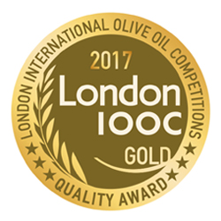 LONDON IOOC COMPETITION QUALITY GOLD 2017