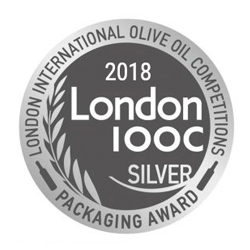LONDON IOOC AWARD DESIGN – LABELS – SILVER 2018