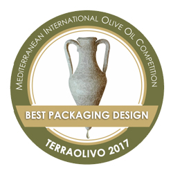 TERRAOLIVO DESIGN COMPETITION GOLD 2017