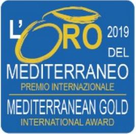 L'ORO DEL MEDITERRANEO 2019- 3º PREMIO VARIEDAD MANZANILLA