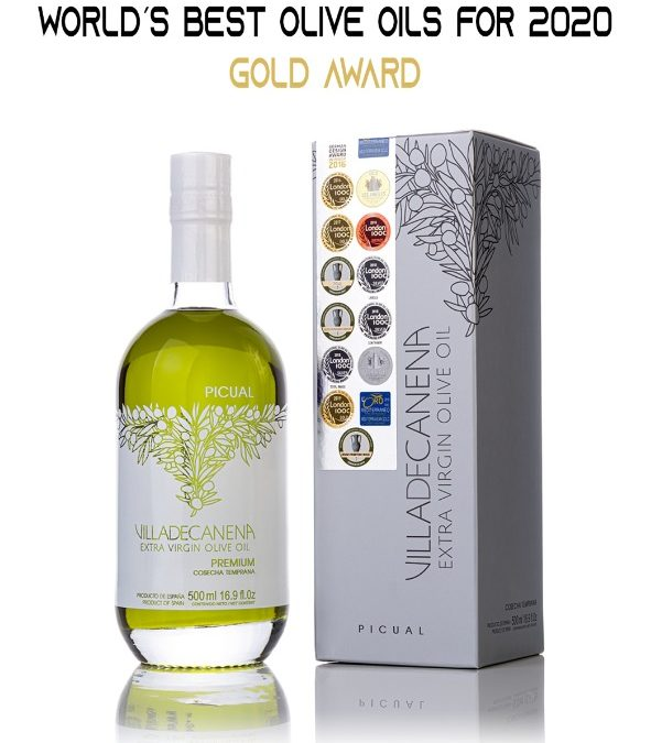 NYIOOC GOLD AWARD 2020